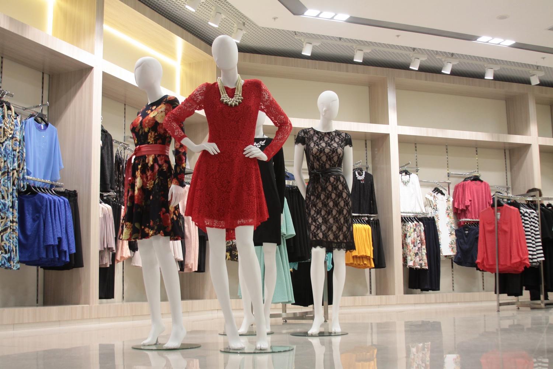 Магазины Женской Одежды В Меге Новосибирск